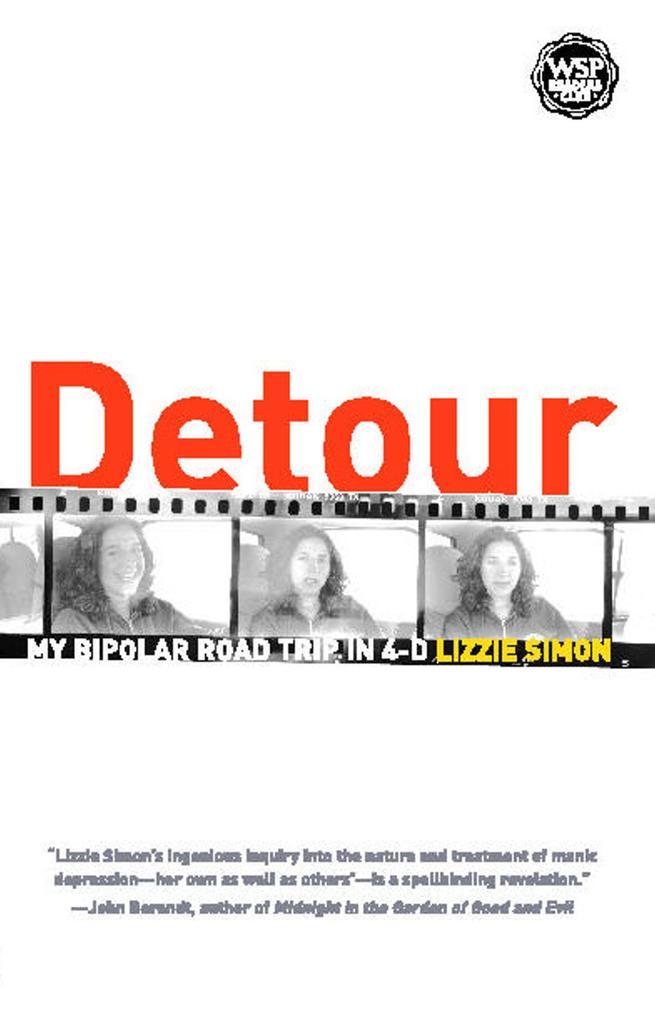 Detour: My Bipolar Road Trip in 4-D als Taschenbuch