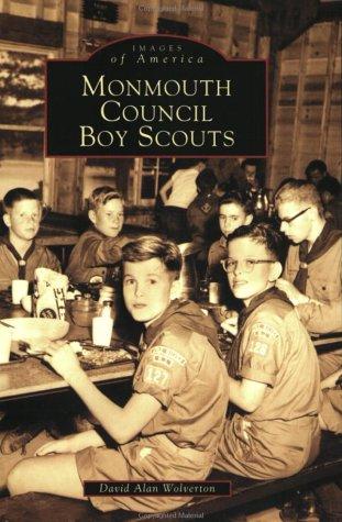 Monmouth Council Boy Scouts als Taschenbuch