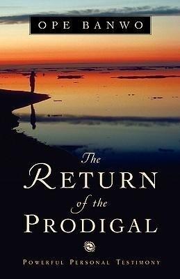 The Return of the Prodigal als Taschenbuch
