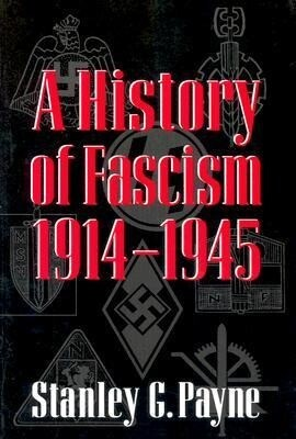 A History of Fascism, 1914-1945 als Taschenbuch