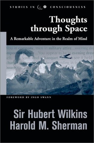 Thoughts Through Space: A Remarkable Adventure in the Realm of Mind als Taschenbuch