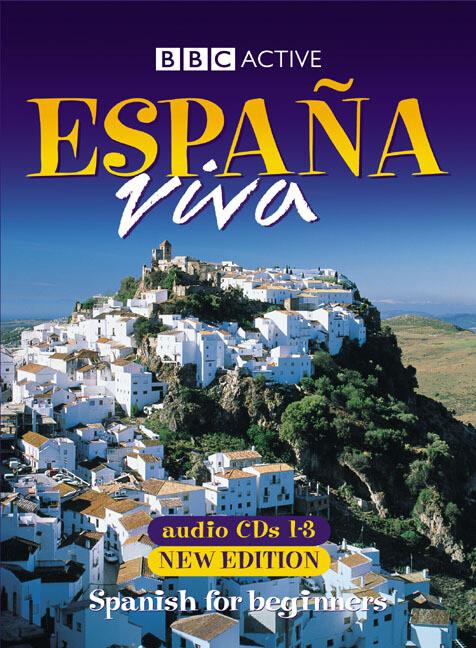 ESPANA VIVA CDS 1-3 NEW EDITION als Hörbuch