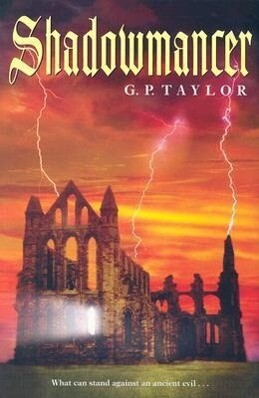 Shadowmancer als Buch