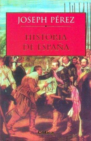 Historia de España als Taschenbuch