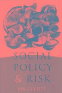 Social Policy and Risk als Buch