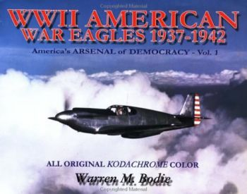 American War Eagles 1937-1942 als Buch