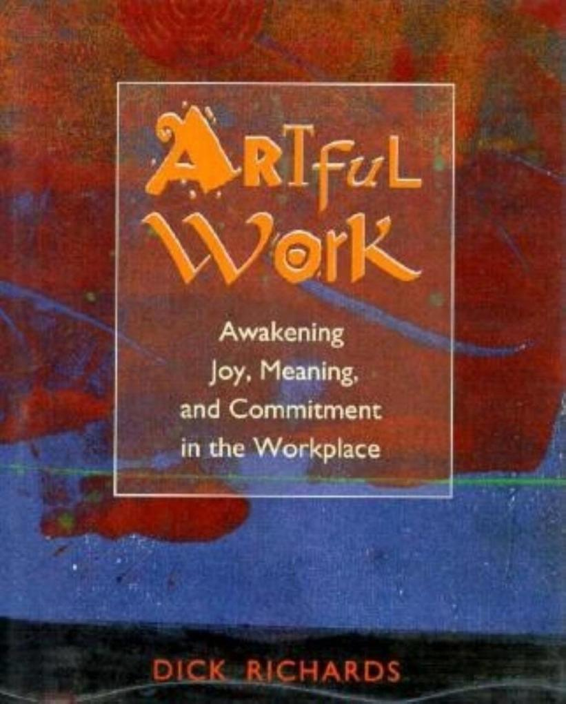 Artful Work als Buch