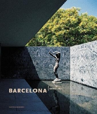 Barcelona: Open-Air Sculptures als Buch