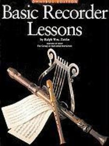 Basic Recorder Lessons - Omnibus Edition: For Group or Individual Instruction als Taschenbuch