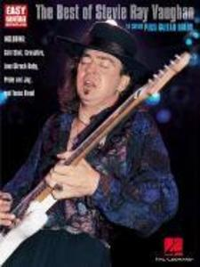 The Best of Stevie Ray Vaughan als Taschenbuch