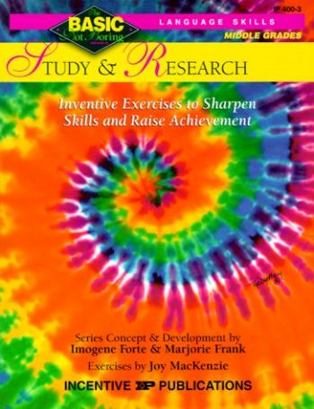 Study & Research Basic/Not Boring 6-8+: Inventive Exercises to Sharpen Skills and Raise Achievement als Taschenbuch