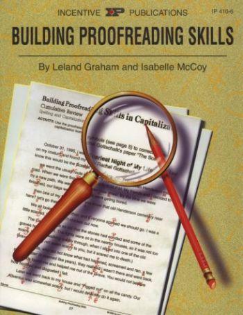 Building Proofreading Skills als Taschenbuch
