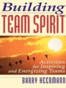 Building Team Spirit als Taschenbuch