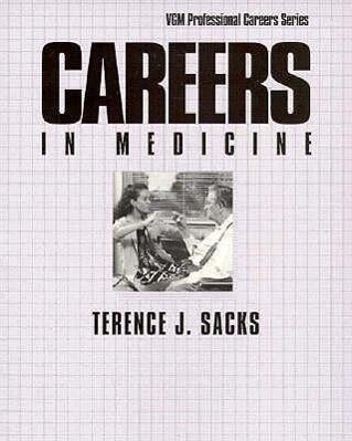 Careers in Medicine als Taschenbuch