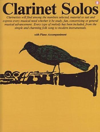 Clarinet Solos: Everybody's Favorite Series, Volume 28 als Taschenbuch