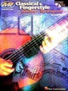Classical & Fingerstyle Guitar Techniques: Master Class Series als Taschenbuch