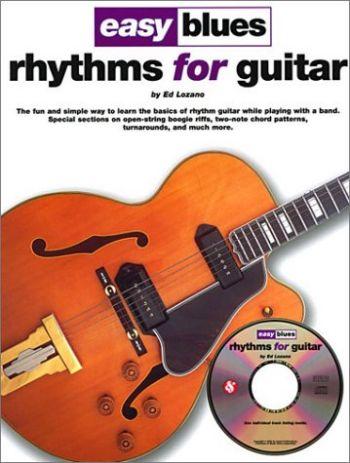 Easy Blues Rhythms for Guitar als Taschenbuch