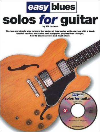 Easy Blues Solos for Guitar als Taschenbuch