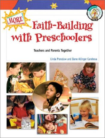 More Faith Building with Preschoolers Teaching Resource: 112 Pages 8 3/8 X 10 7/8 als Taschenbuch