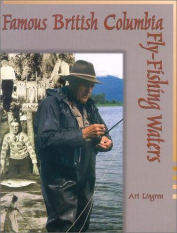 FAMOUS BRITISH COLUMBIA FLY FI als Taschenbuch