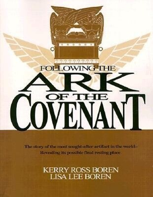 Following the Ark of the Covenant: The Treasure of God als Taschenbuch