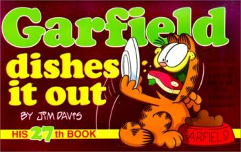 Garfield Dishes It Out als Buch