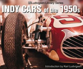 Indy Cars of the 1950s als Taschenbuch