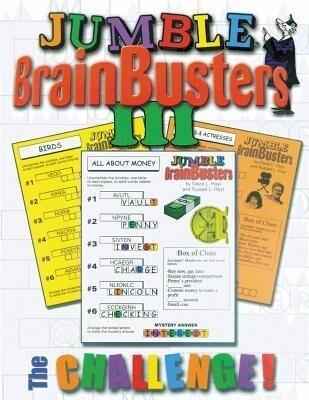 Jumble(r) Brainbusters III als Taschenbuch
