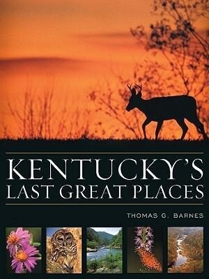 Kentucky's Last Great Places als Buch