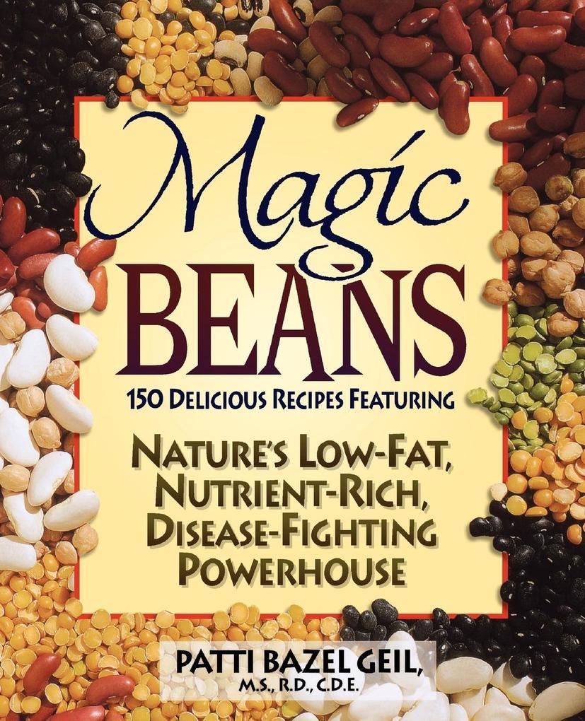 Magic Beans als Taschenbuch