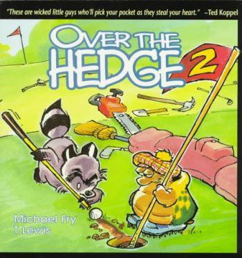 Over the Hedge 2 als Taschenbuch