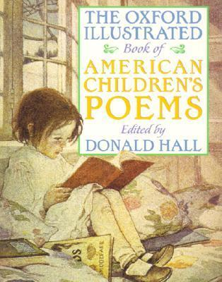 The Oxford Illustrated Book of American Children's Poems als Taschenbuch