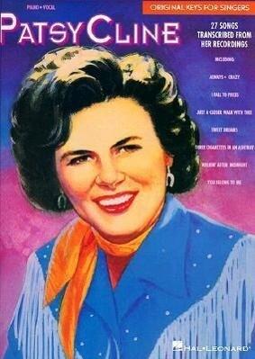 Patsy Cline - Original Keys for Singers als Taschenbuch