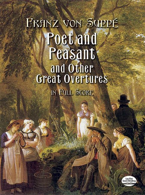 Poet and Peasant and Other Great Overtures in Full Score als Taschenbuch