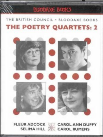 The Poetry Quartets als Hörbuch