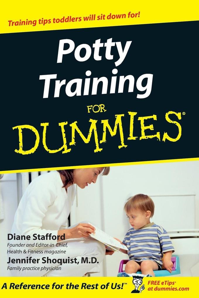 Potty Training for Dummies als Taschenbuch