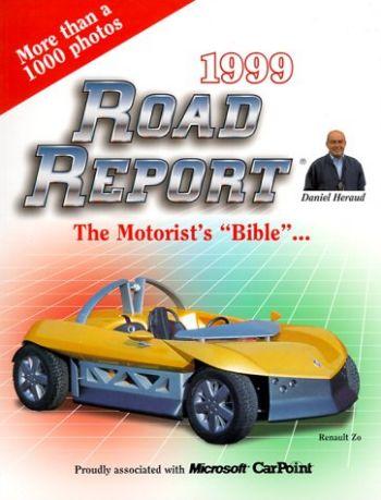 Road Report: The Motorist's Bible als Taschenbuch