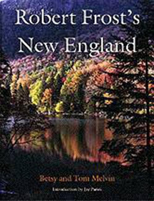 Robert Frost's New England als Buch