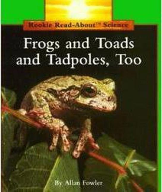 Frogs and Toads and Tadpoles, Too als Taschenbuch