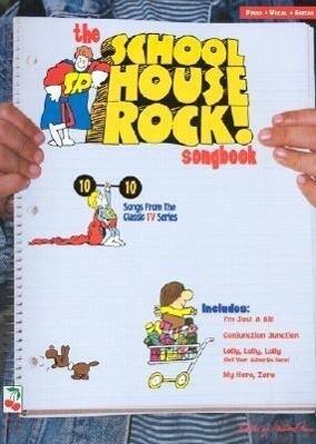 The School House Rock Songbook als Taschenbuch