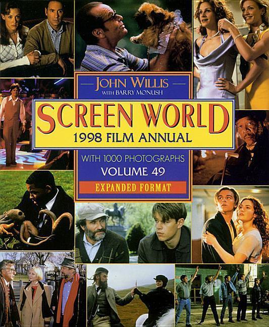 Screen World 1998, Vol. 49 als Taschenbuch