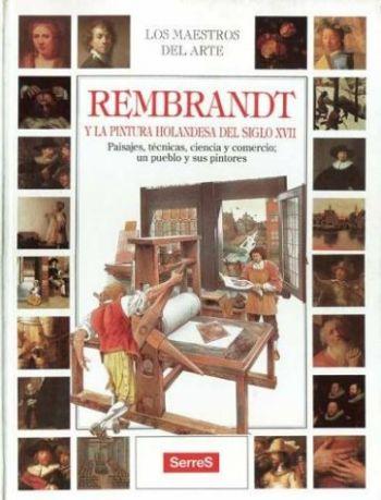 Rembrandt als Buch
