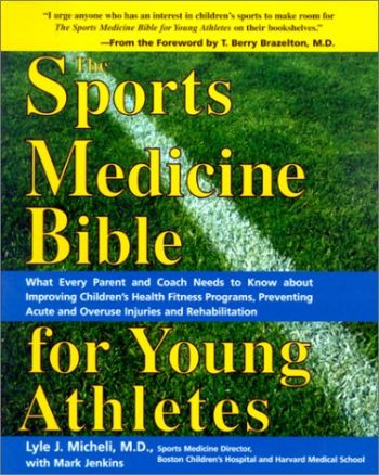The Sports Medicine Bible for Young Athletes als Taschenbuch
