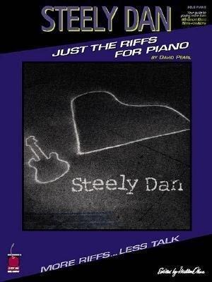 Steely Dan - Just the Riffs for Piano als Taschenbuch