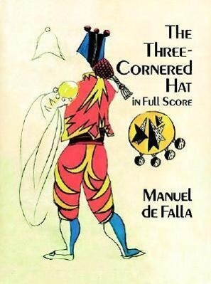 The Three-Cornered Hat in Full Score als Taschenbuch