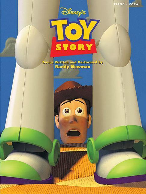Toy Story als Taschenbuch