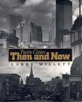 Twin Cities Then and Now als Taschenbuch