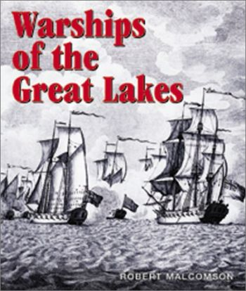 Warships of the Great Lakes als Buch