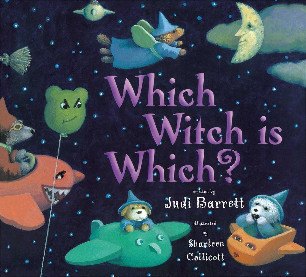 Which Witch is Which? als Buch