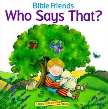 Who Says That? als Taschenbuch